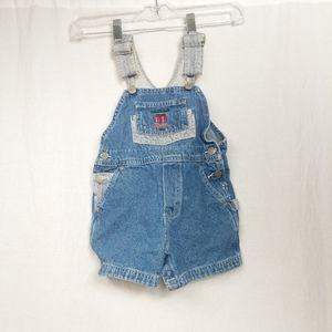 OshKosh Short Overalls Boys Size 2T